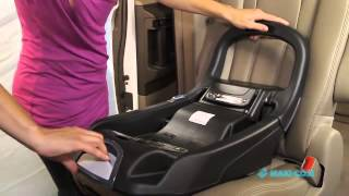 Maxi-Cosi Prezi: How to Install Using Your Base and Seat Belts