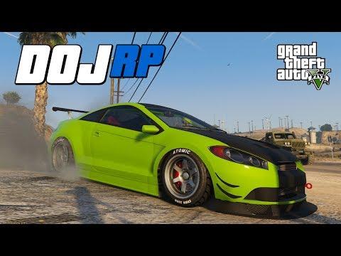 GTA V  DOJ - Episode 35 - The Fast and the Fun.