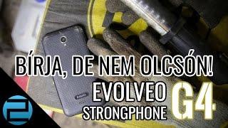 Bírja, de nem olcsón | Evolveo StrongPhone G4 teszt