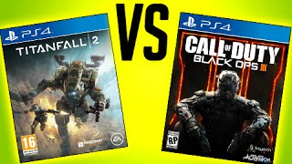 BLACK OPS 3 vs TITANFALL 2 - TIPS FOR NOOBS!