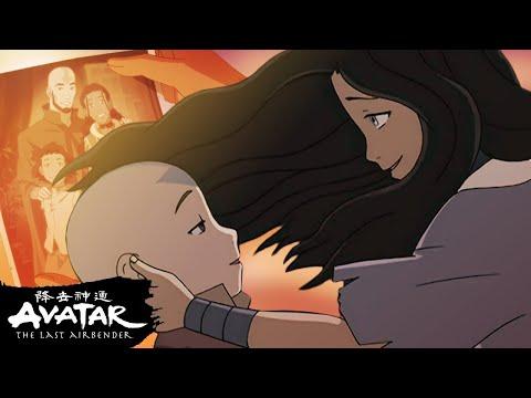 Katara & Aang's
