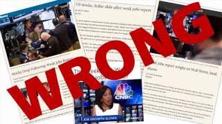 Economic News Wrong on Real Economic Indicators (6.8.16) DHJJ Financial Advisors, Naperville, IL