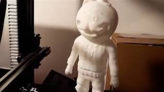 I do Fortnite Tomato Skin in 3D printing