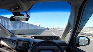 【Test Drive】 2019 MC Honda Freed Hybrid Honda Sensing 4WD - POV Drive