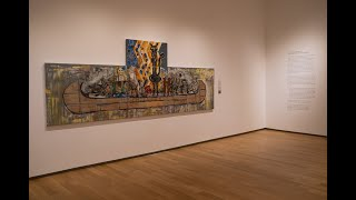 The Hood Museum Presents Trade Canoe: Forty Days and Forty Nights