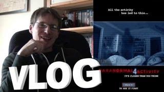 Vlog - Paranormal Activity 4