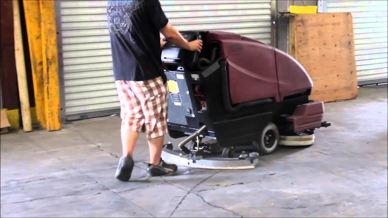 ebay p floors minuteman scrubber s floor