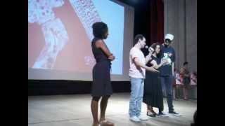 Cláudio Assis, Cine Ceará 2012
