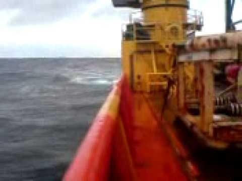 Julio em West of Shetland
