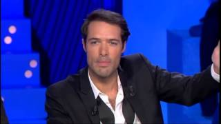 Nicolas Bedos drague Natacha Polony 9ème chronique On n 39 est pas couché 8 mars 2014 ONPC