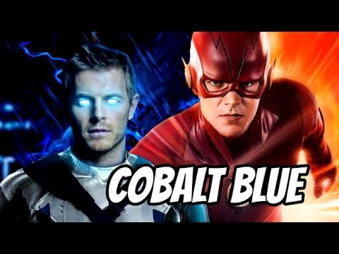 Cobalt Blue is the real MAIN VILLAIN in The Flash SEASON 5! - The Flash BIG BAD Theory