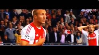 Ajax - Ac Milan - Slow Motion - Action Ballotelli