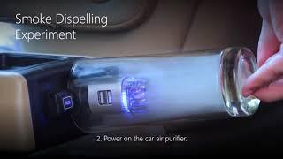 Ионизатор и озонатор в салон автомобиля JO-6291