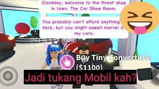 Also ein Autobäcker? Roblox Indonesien