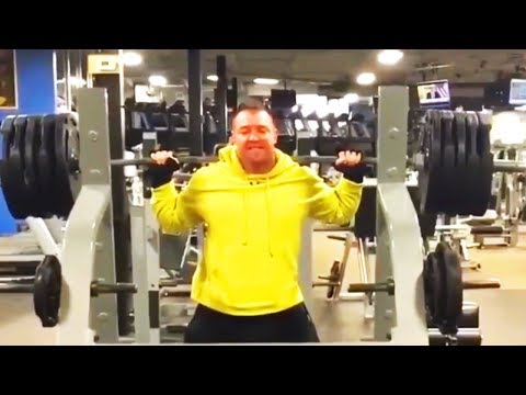 NEW GYM FAILS Compilation l Best Gym fails Ever