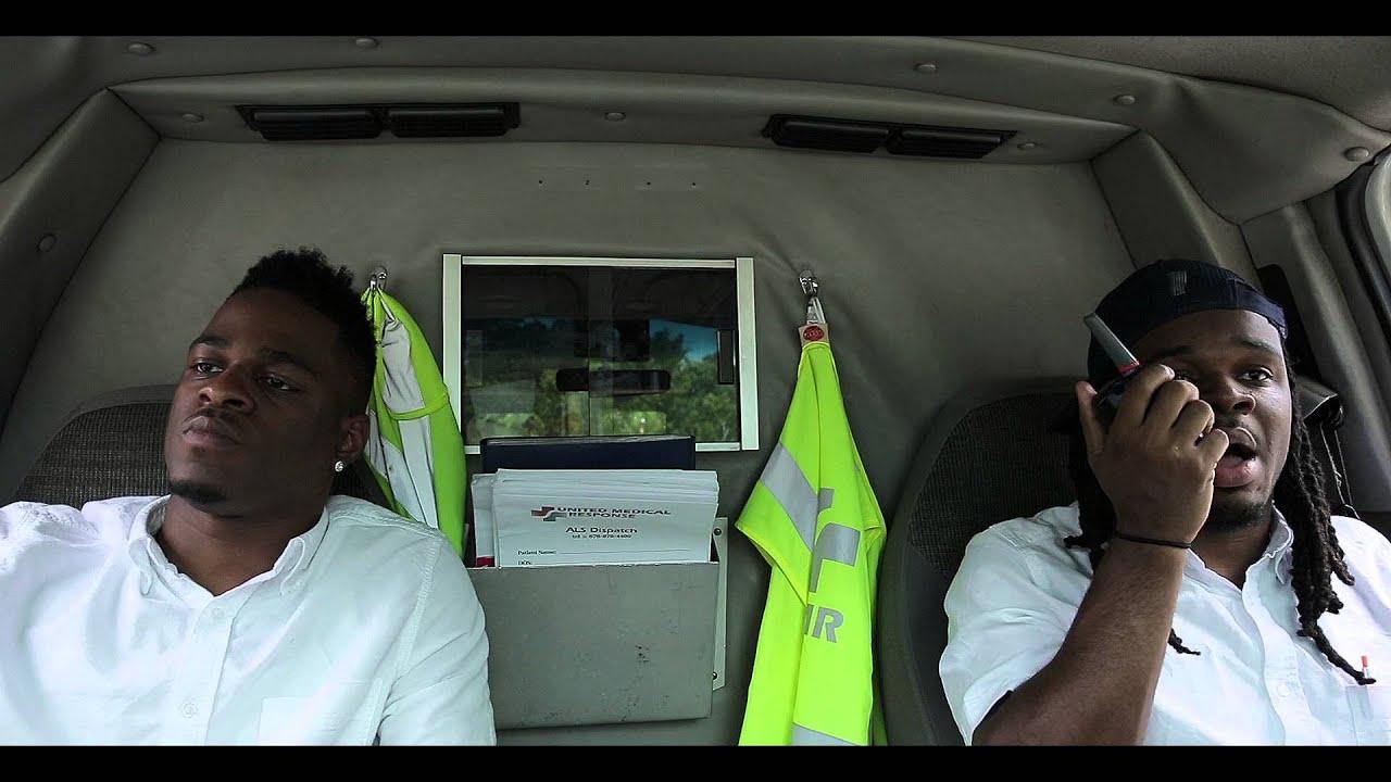Emmanuel and Phillip Hudson - Squad 909 - Threesome