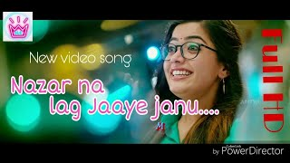 Nazar Na Lag Jaye Jaanu cover song video – Stree| Ash king | Rajkummar Rao | Shraddha Kapoor