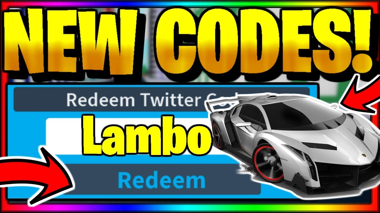 Code For Roblox Vehicle Tycoon