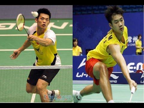 2010 China Masters MSSF Lin Dan vs. Wang zhengming