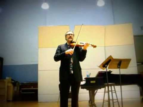 Mark O'Connor Masterclass 2011 - Traditional Fiddle & Modern Classical