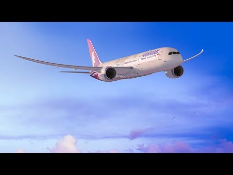 HAWAIIAN AIRLINES Interested in LONDON SERVICE with 787-9s