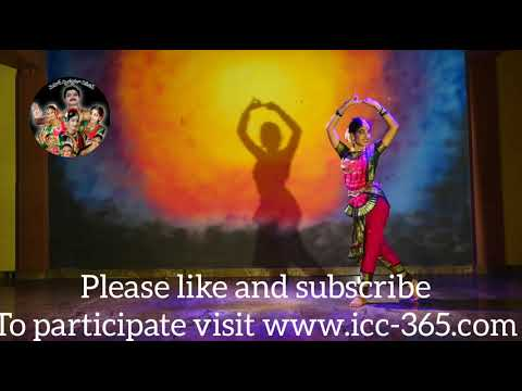 Indian classical dance by Sandhya