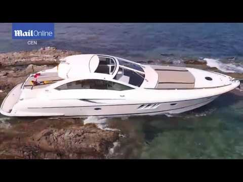 Teen Crashes His Dads Yacht On Rocks