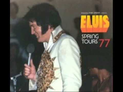 Elvis Presley - Blue Suede Shoes 3-26-77 HQ