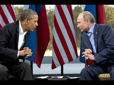 Pres. Obama Sanctions Russia Without Evidence
