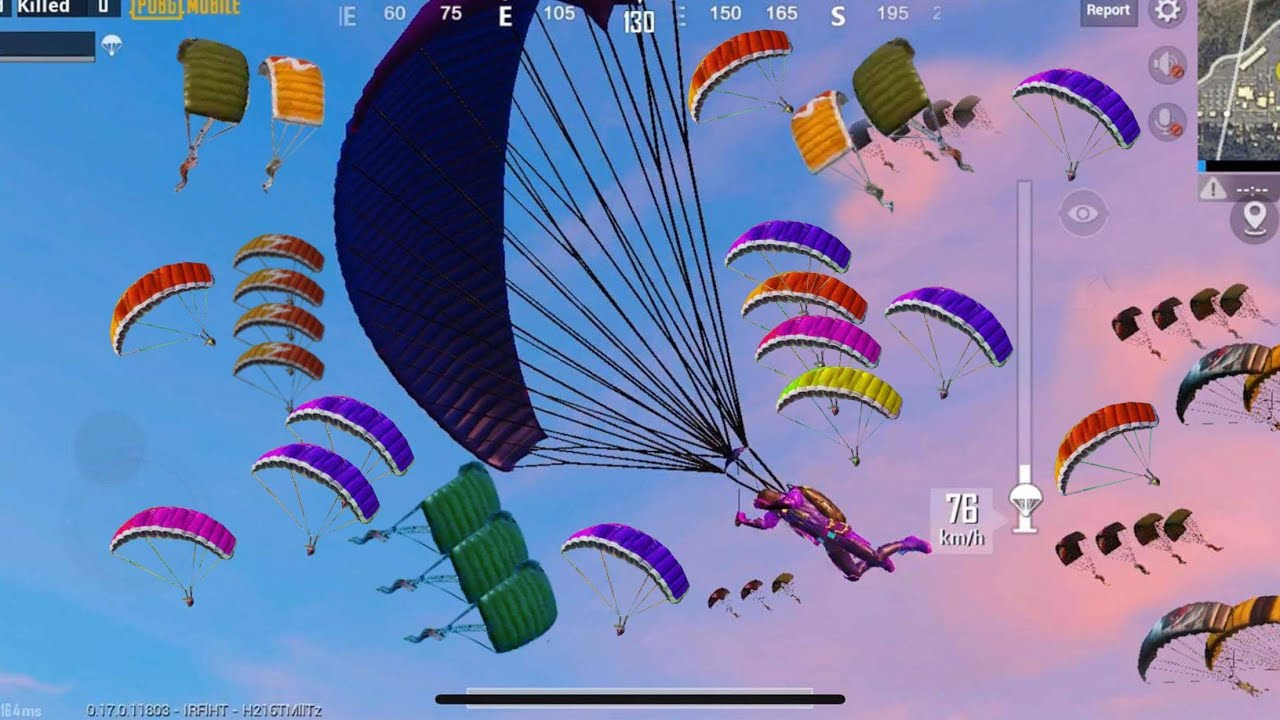 Download Everyone Landed in Military Base   PUBG Mobile
