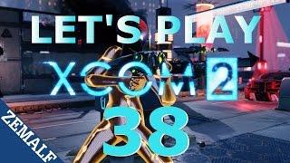 Let's Play XCOM 2 - Part 38 - Mountain God (Codex Skulljack)