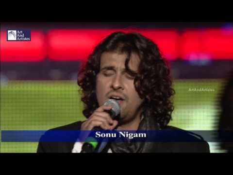 Tere Bin | Sonu Nigam | BIG IMA Awards 2011 | Idea Jalsa | Art and Artistes