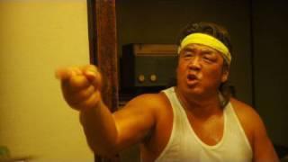 メロライド『ココニアル』PV 長州力vs片桐はいり格闘!! thumbnail
