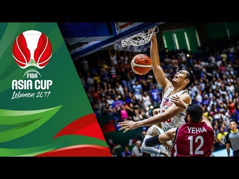ALL THE BEST DUNKS of the Group Phase - FIBA Asia Cup 2017
