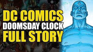 Doomsday Clock: Full Story | Comics Explained