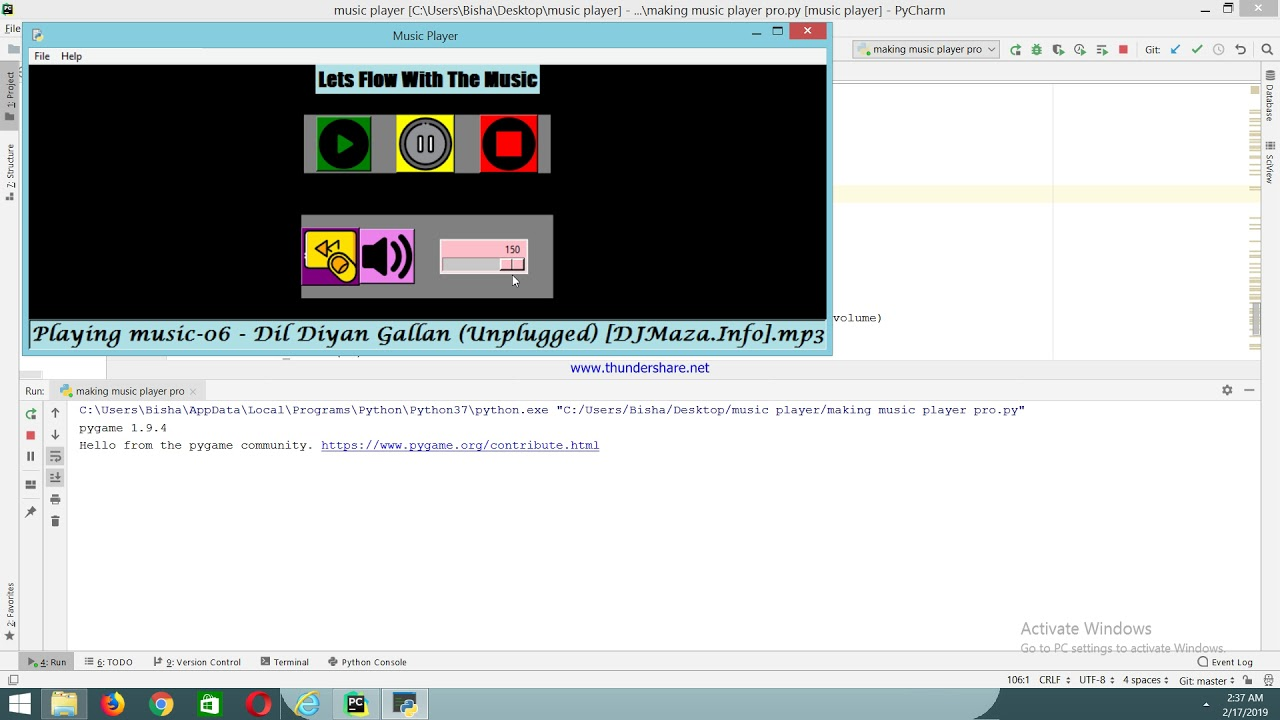 YouTube Media/Audio Download using Python - pafy - GeeksforGeeks