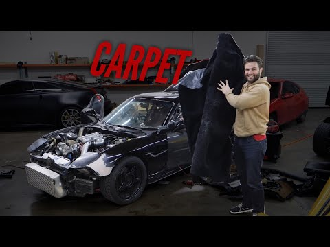 how-bad-is-the-$140-carpet-from-amazon?-car-interior-replacement