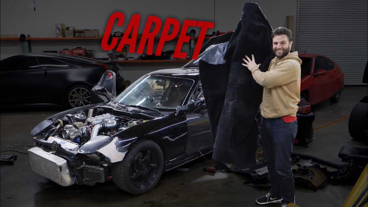 How Bad Is The 140 Carpet From Amazon Car Interior Replacement