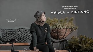 Anima - Bintang Cover Cindi Cintya Dewi ( Cover Video Clip )