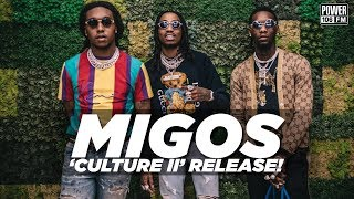 Migos 39 Culture II 39 Release Audition For Lion
