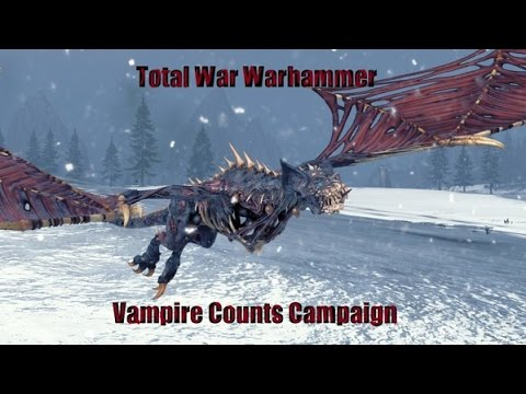 #8 Vampire Counts Campaign Total War Warhammer