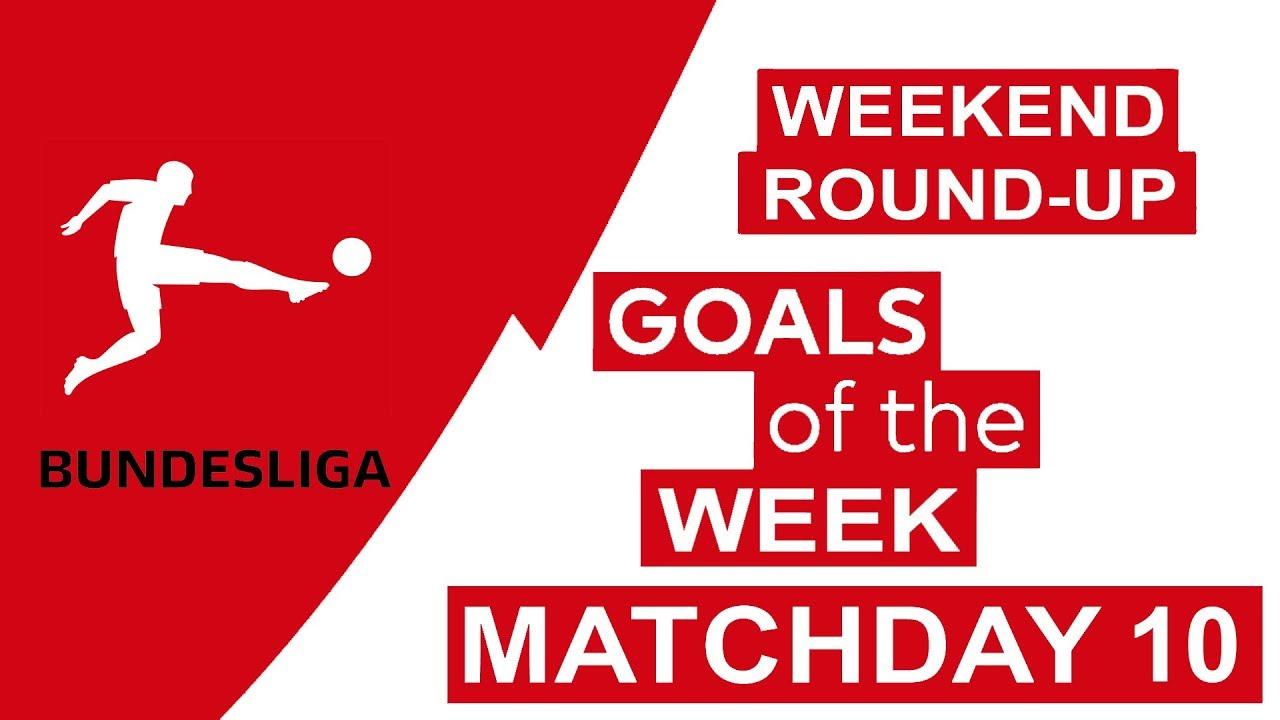 Download Bundesliga Goals & Highlights Matchday 10 2018/19