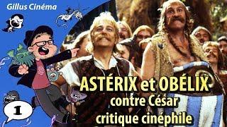 ASTÉRIX ET OBÉLIX contre César - critique cinéphile (BD1)