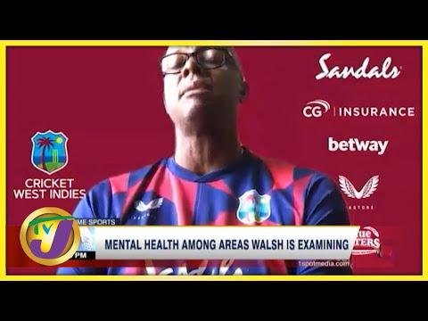 Mental Health Among Areas Walsh is Examining - Sept 23 2021