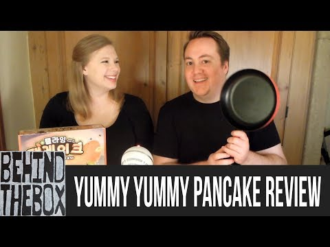 Yummy Yummy Pancake - Behind the Box Review