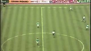 WM 90 Germany v England 4th JUL 1990 BBC
