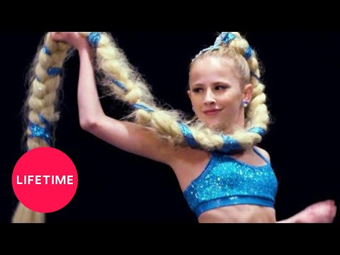 Dance Moms Full Dance Sarah S Solo Rapunzel Season 8 Lifetime Youtube