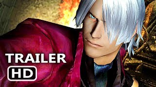 PS4 - Devil May Cry HD Collection Gameplay Trailer (2018)