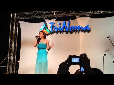 Nikki Gil opens Merry Musical Lights in Trinoma