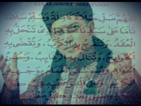 Ustadz Jefry Al Buchory - Sholawat Nariyah (Lirik)
